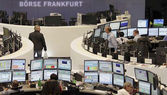 Bolsas de Europa cayeron ante temores sobre crisis en Ucrania