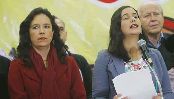 Glave explica ausencia de Verónika Mendoza en diálogo con PPK