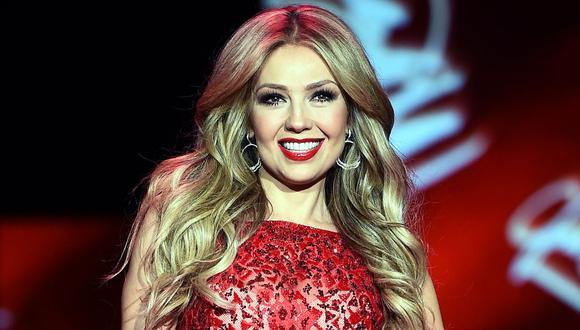 La también cantante se hizo famosa en la década de los 90 tras participar en la 'Trilogía Las Marías' (Foto: AFP)