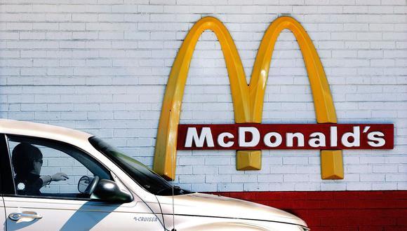 El hecho ocurrió  en un restaurante de McDonald's en Oklahoma, Estados Unidos. (Foto referencial: AP)