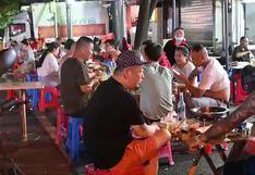 Wuhan: los habitantes abandonan la mascarilla