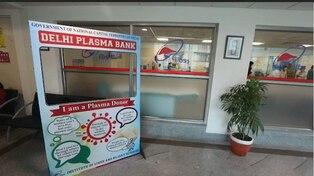 La India abre su primer banco de plasma para luchar contra la COVID-19