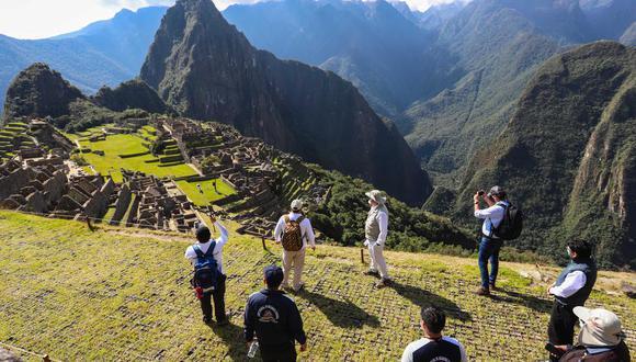 Autoridades de Machu Picchu junto a instituciones dedicadas al rubro turismo, esperan que la cifra mejore en los siguientes días. (Foto: El Comercio)