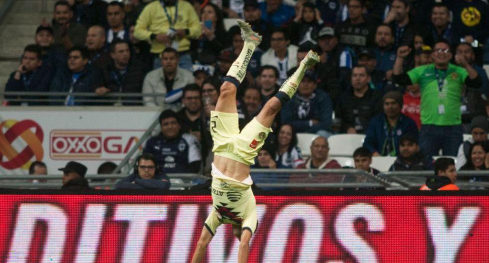 América venció a Monterrey y se mantiene como líder del Clausura 2020 de la Liga MX