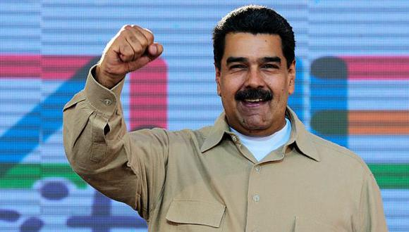 """Maduro: """"Superé controversia entre poderes porque actué rápido"""""""
