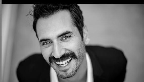 Actor Burak Yamantürk nacido en Turquía (Foto: Instagram @burakyamanturk)