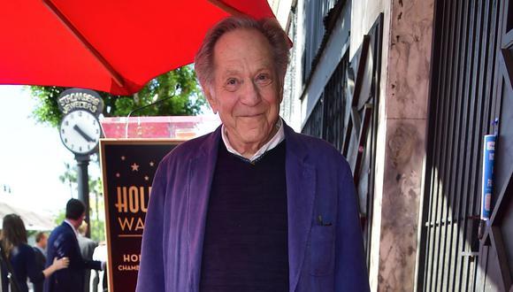 El actor George Segal falleció a los 87 años tras complicaciones de una cirugía de bypass. (Foto: FREDERIC J. BROWN / AFP)