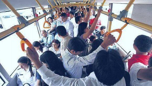 Metropolitano: otras peleas en buses y estaciones [VIDEOS]