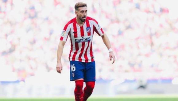 ´Héctor Herrera y el récord que rompe tras coronarse campeón de LaLiga con el Atlético de Madrid.