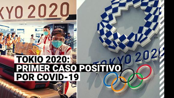 Tokyo 2020 Olympic Games: first positive case for COVID-19 detected in the Olympic Village