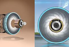 ¿Un neumático que se regenera solo? Conoce este novedoso prototipo