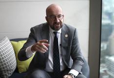 """El presidente del Consejo Europeo augura """"obstáculos y dificultades"""" en integración latinoamericana"""