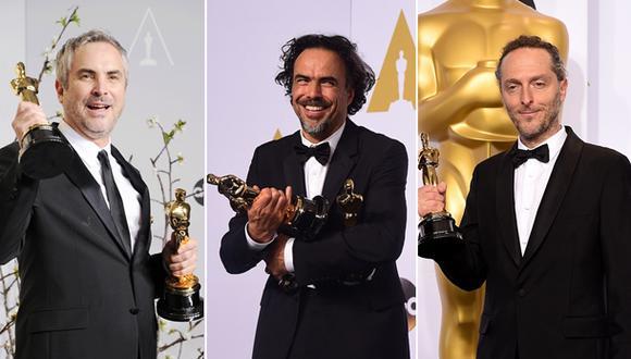 México y su historia de ascenso en los premios Óscar