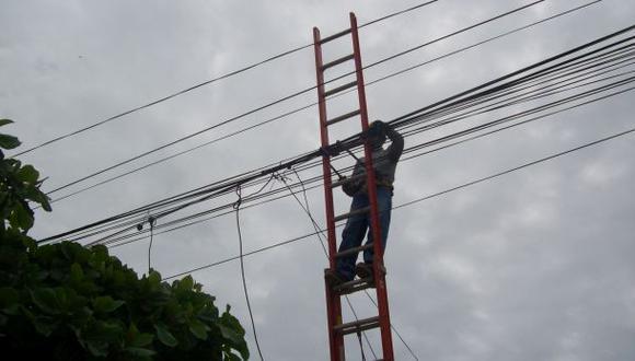 Ucayali se quedará sin electricidad por 8 horas este domingo