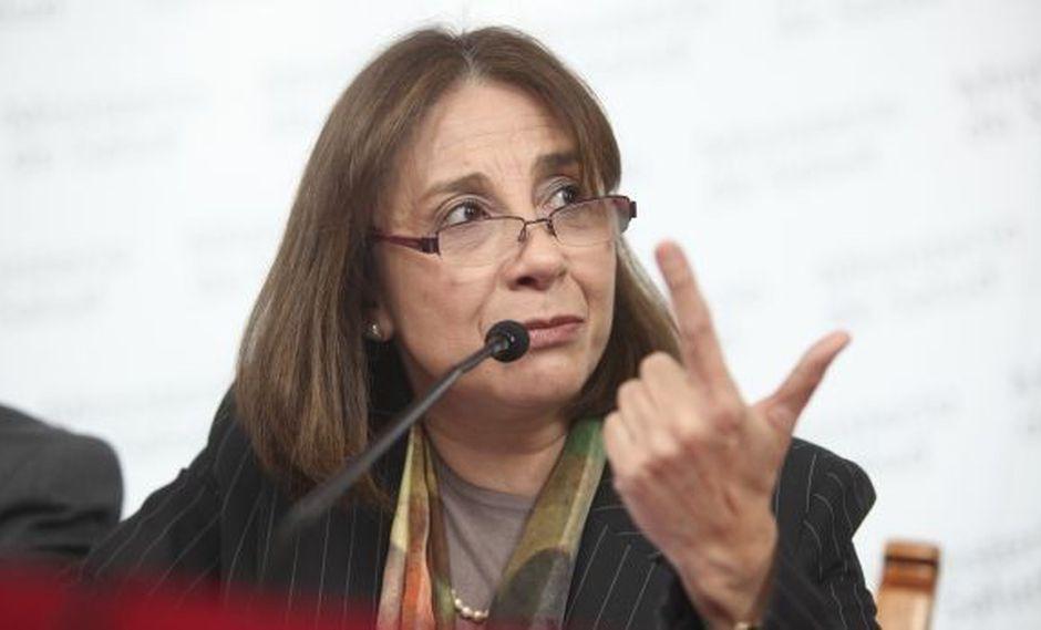 De Habich: Aborto terapéutico se usará en situación de riesgo