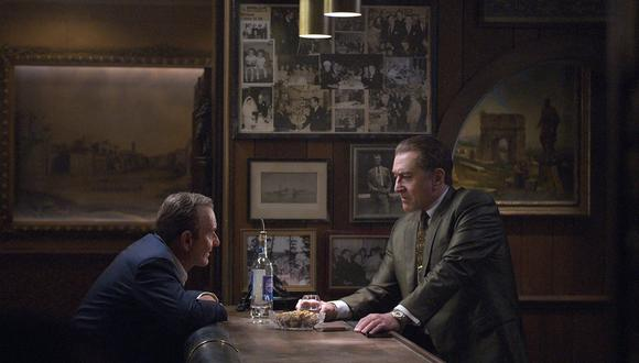 """""""The Irishman"""" es la mejor película de gángsters de Scorsese, para el crítico de El Comercio. (Foto: Netflix)"""