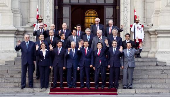 Humala convoca a ex mandatarios por tema de La Haya