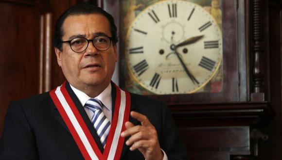 Presidente del PJ pide informe sobre fallo que liberó a Jiménez