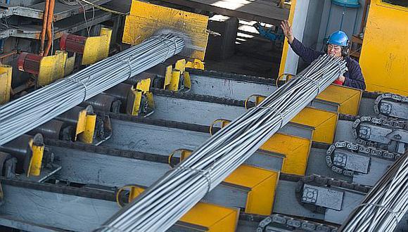 Scotiabank: Demanda de acero local crecería 5% en el 2014