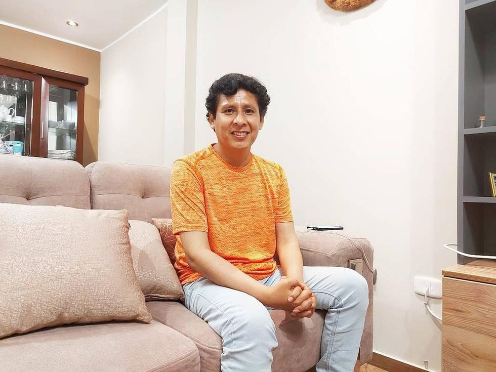 La pasión de Hugo Apaza por la música surge desde que era niño y vivía en Villa El Salvador. (Foto: @HugoApazaOficial)
