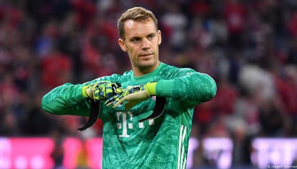 Manuel Neuer tiene 34 años y juega en el Bayern Munich desde la temporada 2011. (Foto: EFE)