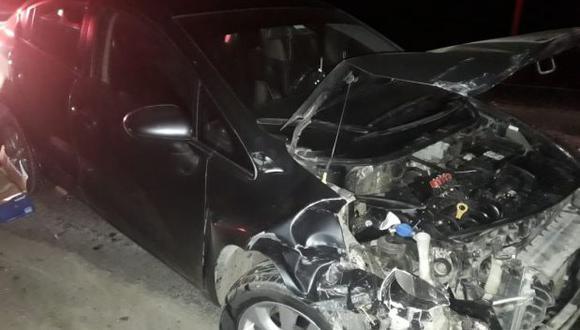 La Libertad: triple choque deja un muerto y cuatro heridos en Chepén