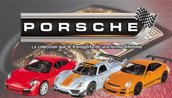 Porsche, tecnología y diseño alemán