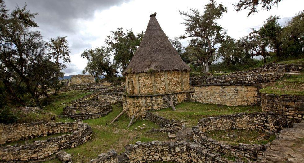 Recordamos el aniversario de Chachapoyas con su principal destino para turistas. (Archivo / El Comercio)