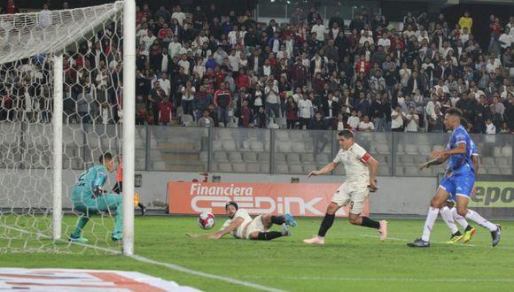 Universitario dio vuelta el marcador y ganó 2-1 a Unión Comercio en el Nacional por el Clausura | VIDEO. (Foto: USI)