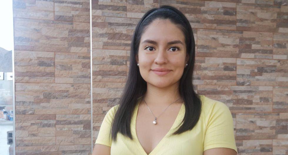 Giannina Honorio es egresada de la PUCP y actualmente es CEO de la organización Tinnitus Perú.