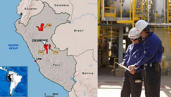 Cepsa comenzó la producción de crudo ligero en Ucayali