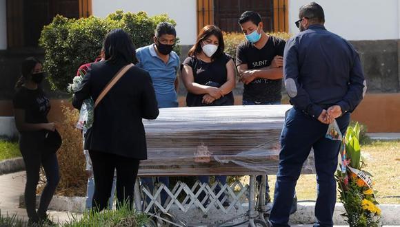 Coronavirus en México   Últimas noticias   Último minuto: reporte de infectados y muertos hoy, lunes 1 de febrero del 2021   Covid-19   (Foto: EFE/ Francisco Guasco).