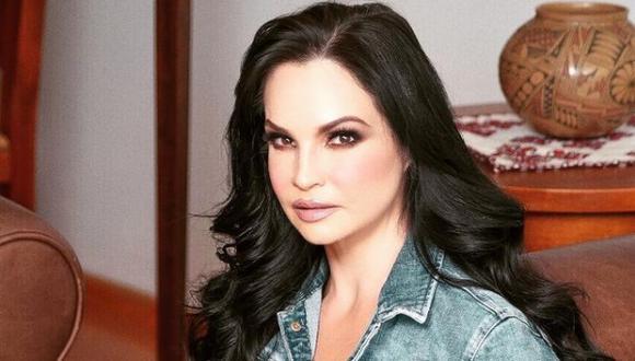 Ana Patricia Rojo es conocida por sus papeles de villana en distintas telenovelas (Foto: Ana Patricia Rojo / Instagram)