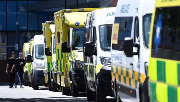 Coronavirus Reino Unido | Últimas noticias | Último minuto: reporte de infectados y muertos hoy, jueves 17 de junio del 2021 | Covid-19. (Foto: EFE/EPA/ANDY RAIN).