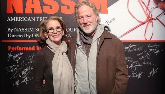 """La actriz de """"La familia Ingalls"""" está casada con el actor y director Timothy Busfield desde el 2013 (Foto: Melissa Gilbert/ Instagram)"""