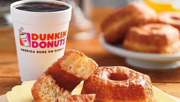 Dunkin Donuts se prepara para conquistar estómagos en Europa