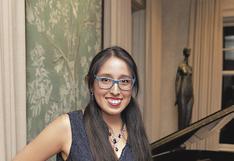 Priscila Navarro, la pianista huanuqueña del momento