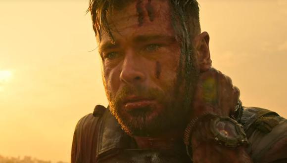 Tyler Rake, ¿realmente está muerto al final de Extraction? (Foto: Netflix)