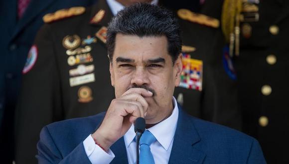 El presidente de Venezuela, Nicolás Maduro. (Foto: EFE/Miguel Gutiérrez/Archivo).