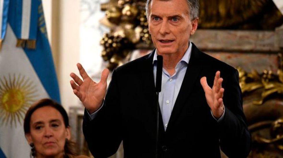 Para cumplir con las metas del FMI, Macri deberá hacer un ajuste fuerte en la economía. (Foto: Getty Images)