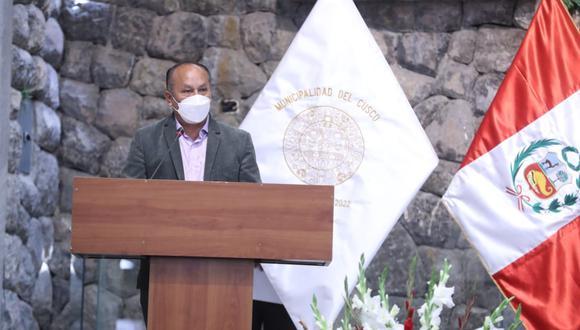 """Ministro Silva anuncia """"cambios"""" en TV Perú (Foto: Facebook MTC)"""
