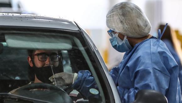 Coronavirus en Argentina   Últimas noticias   Último minuto: reporte de infectados y muertos hoy, sábado 06 de febrero del 2021   Covid-19   (Foto: EFE/Juan Ignacio Roncoroni/Archivo).