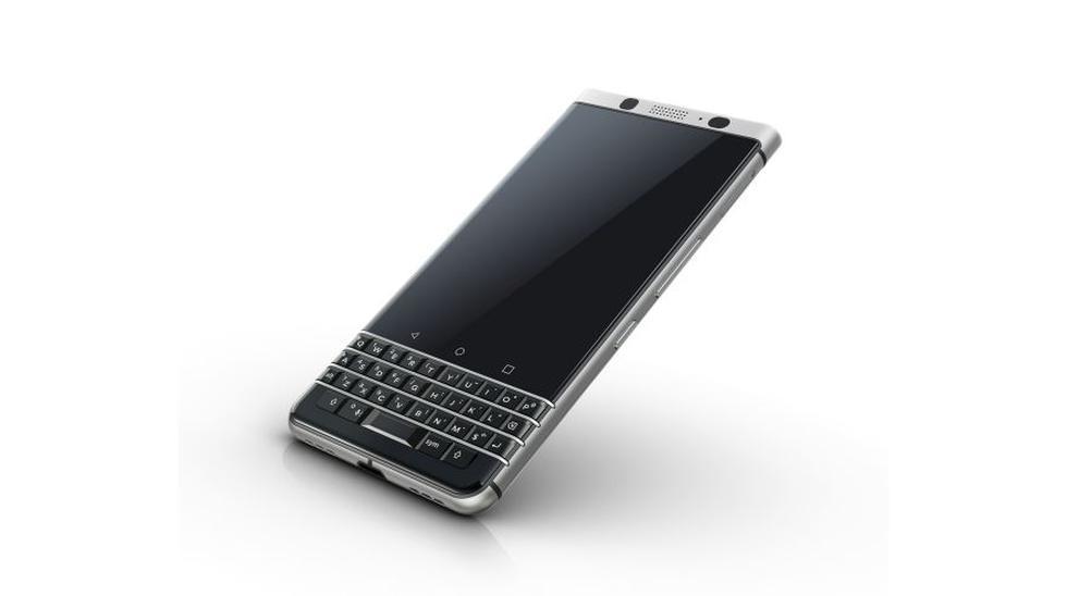 MWC 2017: Conoce al detalle el BlackBerry KEYone [FOTOS] - 7