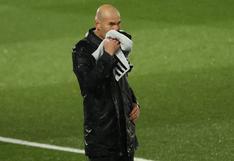 """Zidane tras la victoria en el clásico: """"No sé cómo acabaremos la temporada; estamos al límite físicamente"""""""