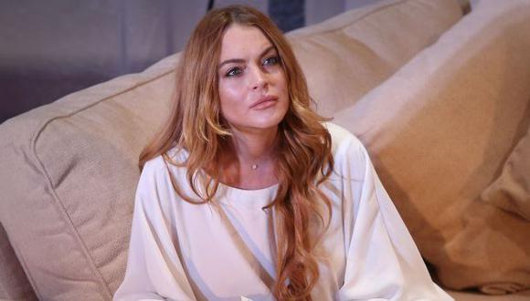Lindsay Lohan fue hospitalizada por virus del chikunguña