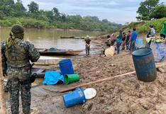 Loreto: detienen a 10 personas e incautan material usado para el tráfico Ilícito de drogas