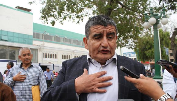 Humberto Acuña es virtual congresista por APP. Postuló en la lista del partido por Lambayeque. (Foto: GEC)