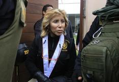 """Sandra Castro tras reunión con Vizcarra: """"Afrontaré las investigaciones que correspondan"""""""