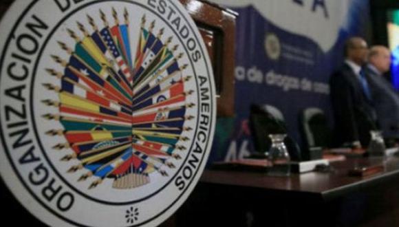 La Organización de los Estados Americanos (OEA). (Foto: AFP)