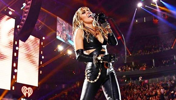 """""""Midnight Sky"""" de Miley Cyrus se estrenará el 14 de agosto en la plataforma YouTube. (Foto: @mileycyrus)"""